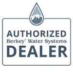 Berkey authorized dealer logo